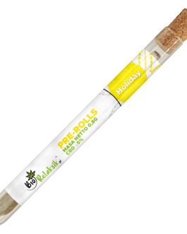Pre-rolls Holiday