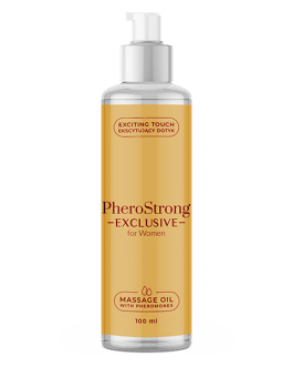 PheroStrong Exclusive for Women Massage Oil