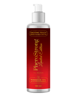 PheroStrong Limited Edition for Women Massage Oil
