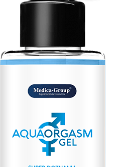 Aqua Orgasm – Żel – 150ml