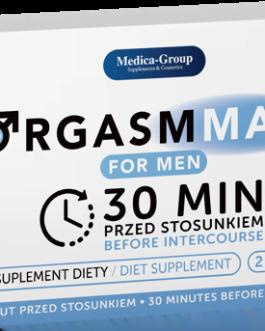 Orgasm Max for Men kapsułki