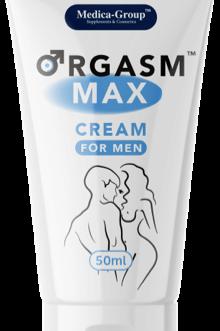 OrgasmMax Cream for Men – 50ml