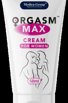 OrgasmMax Cream for Women – 50ml